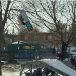 Seb Toots et Maxence Parrot en action à Montréal