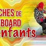 Planches de snowboard pour enfants