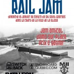 Rail Jam Saint-Georges