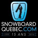 SnowboardQuebec.com fête ses 15 ans