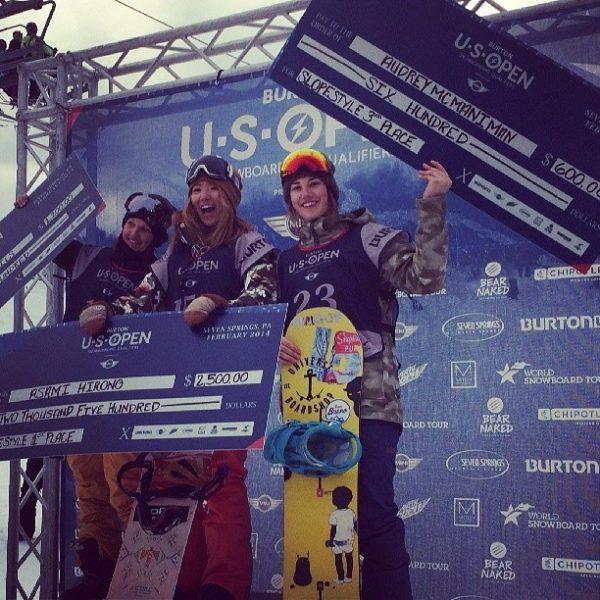 audrey-mcmaniman-usopen-snowboard-podium
