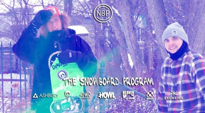 Montage vidéo NBP X Nowamean