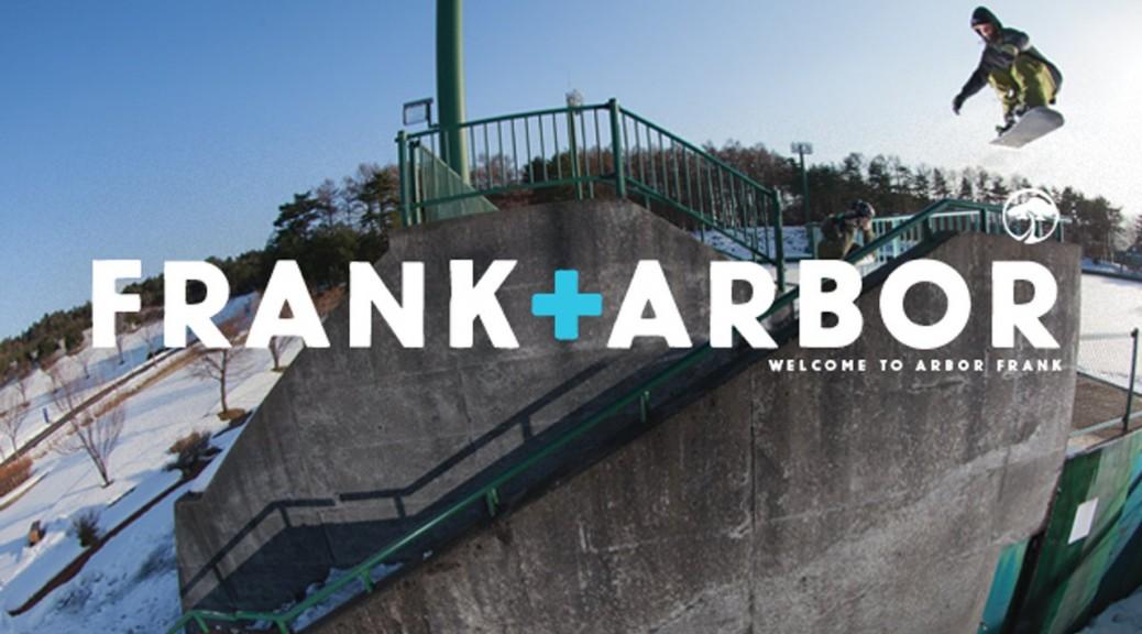 Frank April signe avec Arbor