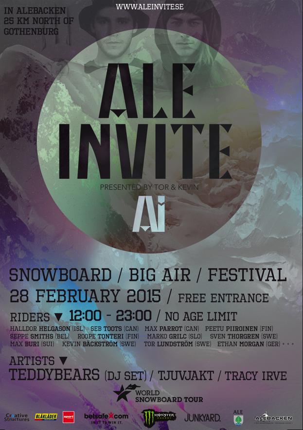 ale-invite