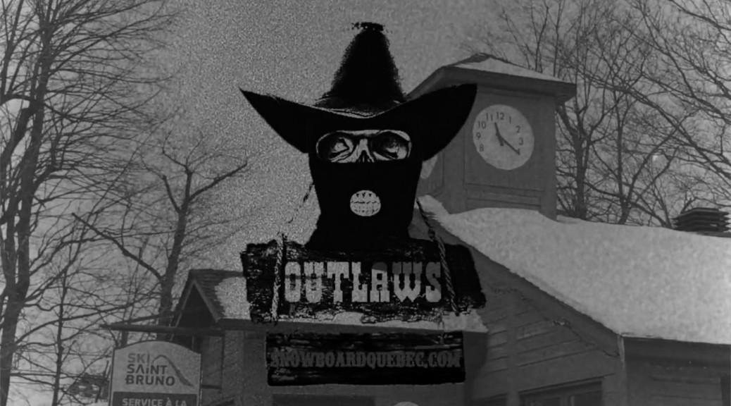 Outlaws SnowboardQuebec.com 2015