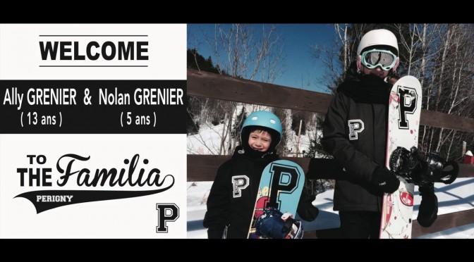 Vidéo démo Ally et Nolan Grenier