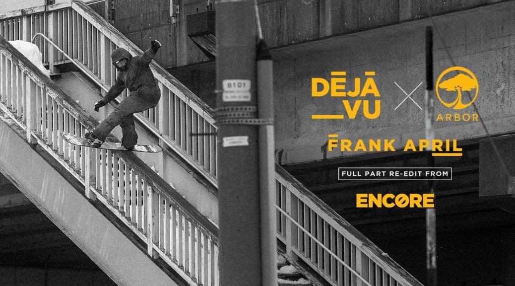 Frank April – Deja Vu re-edit