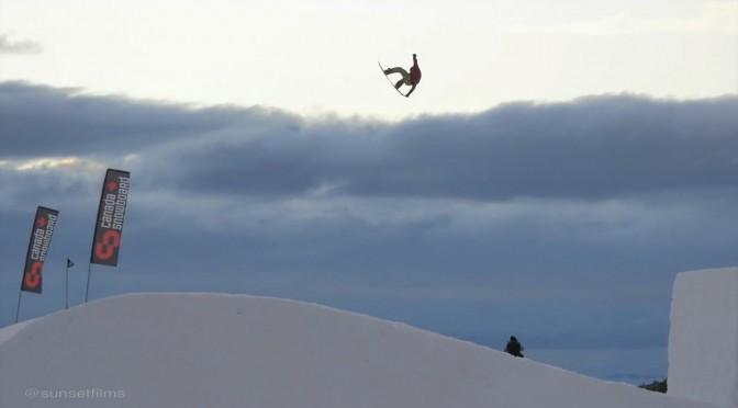 Vidéo – Seb Toots park and jumps
