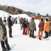 Les stations de ski encore en opération